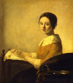 de Han van Meegeren (1889 - 1947) peintre faussaire hollandais qui a vendu ce faux tableau de Vermeer a Hermann Göring.