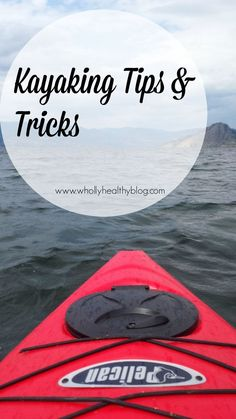 Kayaking is an awesome total body workout: arms, abs, legs AND cardio.  Perfect your form with these tips.