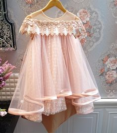 Boy George Fashion And Makeup Book Little Girl Dresses, Girls Dresses, Flower Girl Dresses, Baby Girl Fashion, Kids Fashion, Fashion Wear, Dress Anak, Baby Girl Pants, Baby Couture