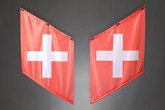 Fahnen | Armfahnen | flags | armflags | Fanartikel | Merchandising | Schweiz, Suisse, Switzerland für 14,95 Euro