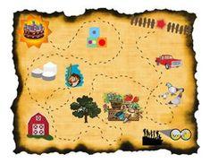 Treasure Hunt for Kindergarten Kids: 11 Steps (with Pictures) Pirate Treasure Hunt For Kids, Treasure Hunt Birthday, Treasure Hunt Map, Pirate Treasure Maps, Treasure Hunting, Christmas Scavenger Hunt, Scavenger Hunt For Kids, Scavenger Hunts, 21st Birthday Checklist