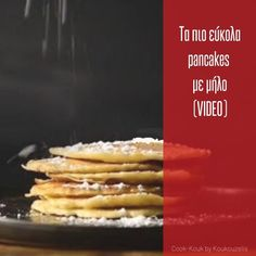 Pancakes, Cooking, Breakfast, Food, Cucina, Breakfast Cafe, Pancake, Kochen, Essen