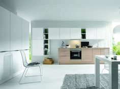 Contemporary German Kitchens by Schuller