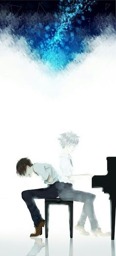 (CLOSED RP) He screamed out in pain and clutched his stomach, just simply wanting to remember. He didn't even care if everyone heard in the school. 'Why did I have to get Amnesia?' He wondered, tears dripping down. He slammed his hand down on the keys, a eerie sound pouring out from the piano. Your eyes widened as you passed the music room and stopped suddenly, the temptation of opening the door racing through your mind.