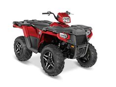 New 2016 Polaris Sportsman 570 SP Sunset Red ATVs For Sale in North Carolina.