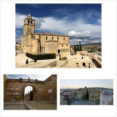 Increíble día para disfrutar de nuestro patrimonio monumental en Alcalá la Real, Antequera y Lucena.