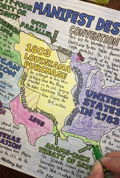 The Louisiana Purchase US History Resources Middle School