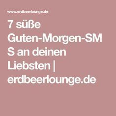 7 süße Guten-Morgen-SMS an deinen Liebsten   erdbeerlounge.de