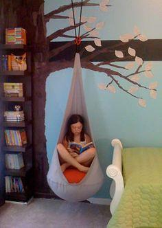girl's room design theme for improve their creativity