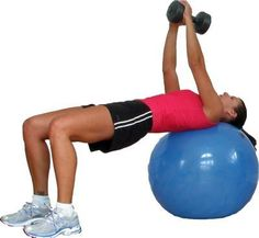 16 Great Mid-Back Exercises - Work Your Lats with These Creative Exercises: Dumbbell Pullovers