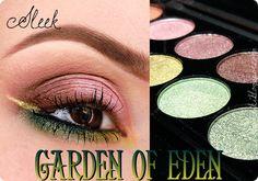 Sleek Garden of Eden look by kosme-tiki