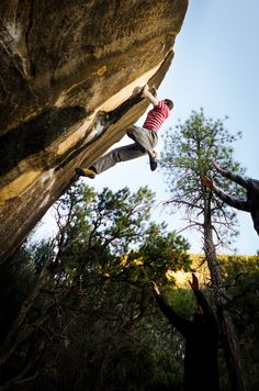 Spot and Climb - Bouldering