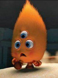 *ALIEN BABY ~ Chicken Little, 2005