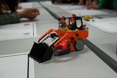 Edison Robot Digger
