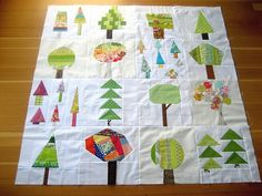tree quilt | Flickr - Photo Sharing!