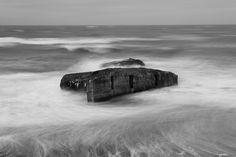 The Eerie, Crumbling Bunkers of the Nazis' Atlantic Wall | Vigo, Denmark Stephan Vanfleteren/Panos  | WIRED.com