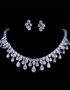 Set bijuterii mireasa Oriental Glamouri cu swarovski elements Oriental, Swarovski, Bling, Diamond, Jewelry, Clothes, Beautiful, Outfits, Jewel
