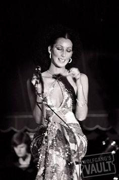 Cher - Fine Art Print 1972