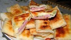 Nerobte obložené chlebíky, toto je lepšie: Perfektná finta s lístkovým cestom a sladké alebo sladké pohostenie máte hotové za 5 minút!