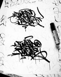 All day Allday Graffiti Art, Alphabet Graffiti, Graffiti Writing, Graffiti Tagging, Graffiti Styles, Graffiti Lettering, Arte Hip Hop, Hip Hop Art, Graffiti Wildstyle
