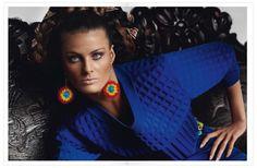 Isabeli Fontana by Mario Testino for Vogue Paris April 2013 3