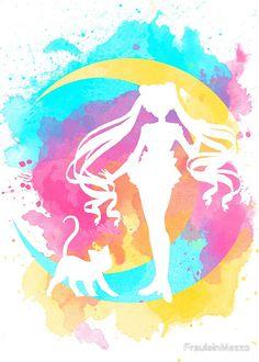 'Happy Guardian Sailor Moon by FrauleinMezzo'[do not remove credit]