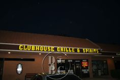 Clubhouse Grille & Spirits, Placentia CA