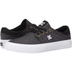 93543cbbc0e01 DC Trase TX SE Skate Shoes, Multi ($38) ❤ liked on Polyvore featuring