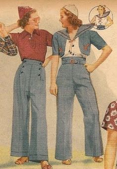 Sears & Roebuck, 1938 & we thought we were so cool. (the word cool in 1938 was used cool verses warm...