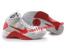 2b08ea1dcd02 Nike Kobe Olympic Edition IV White Black Red Olympic Basketball
