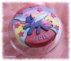 My Little Pony -kakku   Reseptit   Kinuskikissa