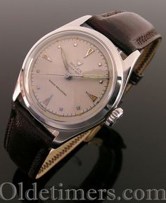 A stainless steel vintage Rolex Oyster Royal watch, 1950s