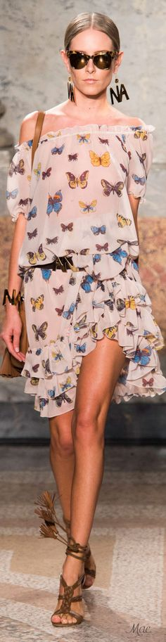 Spring 2016 Ready-to-Wear Blugirl