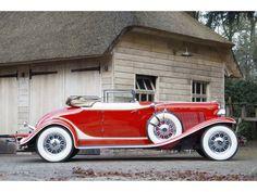 Auburn 12-161 Convertible Coupe -