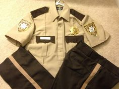 The Walking Dead: Rick Grimes Sheriff Uniform (Season 1)