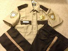 The Walking Dead: Rick Grimes Sheriff Uniform (Season 1)