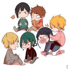 My Hero Academia Shouto, Hero Academia Characters, Fictional Characters, Blade Runner, Familia Anime, Cute Comics, Boku No Hero Academy, Cute Anime Couples, Anime Ships