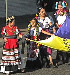 The Purepecha of Mexico