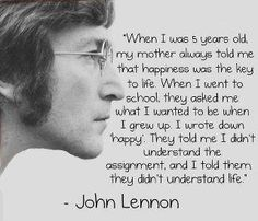 John <33 he was a wise one.