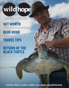 Introducing Wild Hope e-Magazine!!  Check out the first issue of our new digital magazine WildHope that explores the connection between wildlife and travel! It's FREE and comes out four times a year. Click here to read the first issue: https://www.seethewild.org/2560/wildhope-magazine.html