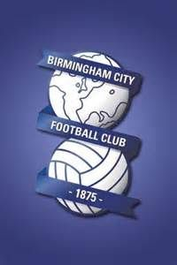 Birmingham City FC Football Program, Football Team, Soccer Teams, Premier Liga, Birmingham City Fc, Premier League, Graphic Artwork, Logos, Charlie Brown