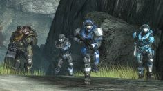 We can system link 16 players at one time in our Mobile Game Theater! Halo: Reach Screenshots and Images - GamingExcellence