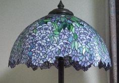 ステンドグラス 画像掲示板 Lamp, Light, Stained Glass Lamps, Lights, Pendant Light, Fused Glass, Beautiful Decor, Stained Glass Art, Ceiling Lights