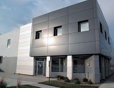 Aluminum composite panel S70 Metal Design Systems, Inc.
