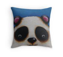 The Panda Bear - Throw Pillow by StressieCat ♥≻★≺♥