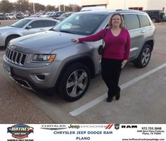 #HappyBirthday to Aimee Gain from Billy Bolding at Huffines Chrysler Jeep Dodge RAM Plano!