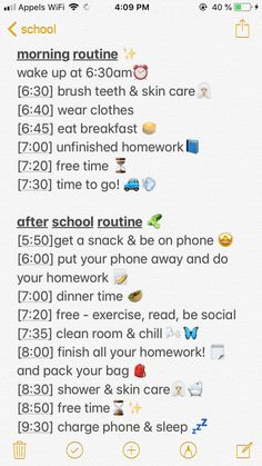 school morning and after school routine made by duaa . Afterschool after school routine duaa morning routine School School Routine For Teens, Morning Routine School, School Routines, Before School Routine, Morning Routine Printable, Night Before School, Morning Routine Checklist, School Checklist, Middle School Hacks