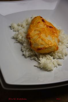 R'n'G Kitchen: Pieczony filet z kurczaka na szybko