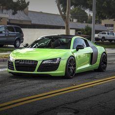 Audi R8 | Justearnmoneyonline.com