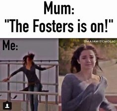 The fosters <3 Adam Foster, Foster Family, The Fosters Jude, Fandoms, Teri Polo, Hot Pockets, Maia Mitchell, Netflix, Ski